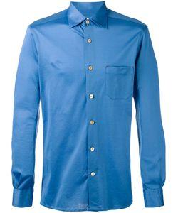 Kiton   Chest Pocket Shirt Size 39