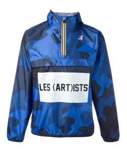Les ArtIsts | Les Artists K-Way X Les Artists Logo Print Jacket Adult Unisex