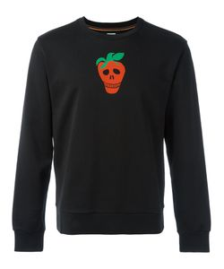 Paul Smith | Strawberry Skull Sweatshirt Medium Cotton