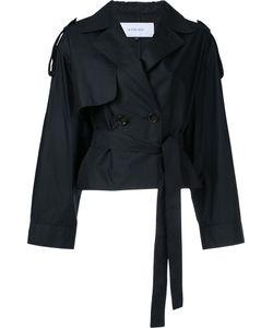 Le Ciel Bleu | Short Trench Jacket Women