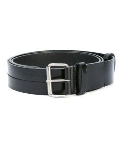Ann Demeulemeester | Slit To Wide Panel Belt Size Xs