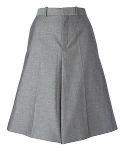 Balenciaga | Pleated A-Line Skirt Size 34