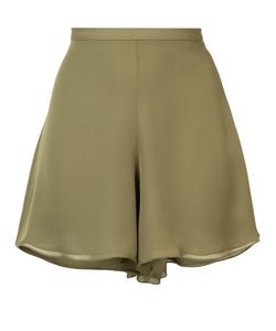 Sally Lapointe | Flared Evening Shorts