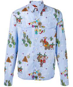 Prada | Mexico Print Shirt 41