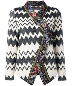 Bazar Deluxe | Edges Zig-Zag Jacket