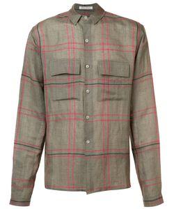 Denis Colomb | Checked Shirt Xxl