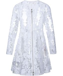 Moncler Gamme Rouge | Clear Pu Lace Coat Size Small