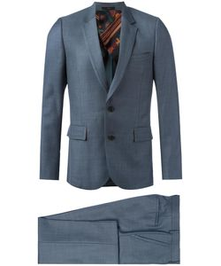 Paul Smith | Two-Piece Formal Suit 40 Wool/Viscose