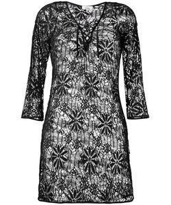 Amir Slama | Lace Beach Dress P
