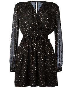 Just Cavalli | Longsleeved Polka Dot Dress Size 38