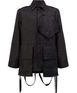 Aganovich | Jacquard Military Jacket 50