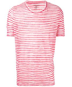 Majestic Filatures | Striped Crewneck T-Shirt