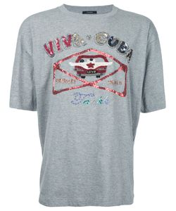 Taakk   Sequinned T-Shirt 2