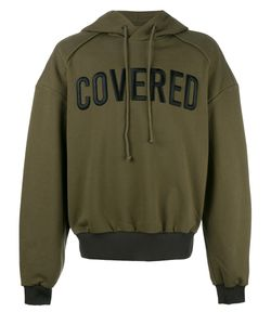 Juun.J   Covered Hoodie Size Small