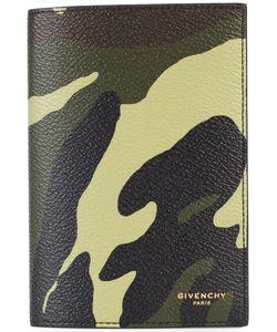 Givenchy | Camouflage Print Passport Holder Men