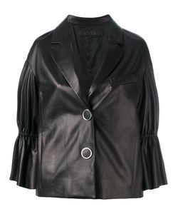 Drome | Peplum Sleeve Buttoned Jacket Size Small