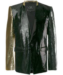 Unconditional | Colour Block Angled Jacket Size Large