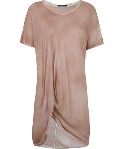 Uma | Asymmetric Draped T-Shirt