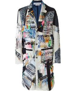 James Long | Patchwork Overcoat