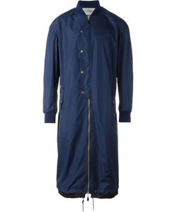 Casely-Hayford | Bomber Style Breasted Coat