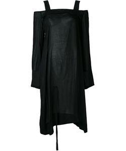 Assin | Folded Neck Dress