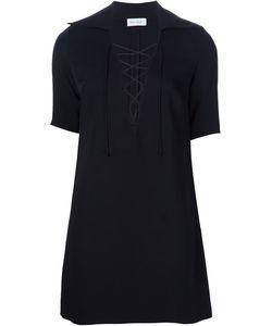 Beau Souci | Lace Up Dress