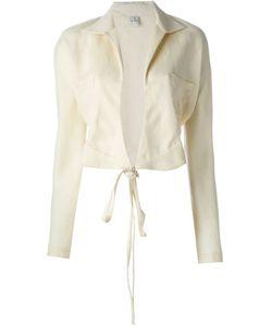 Sybilla | Wrap Jacket 40