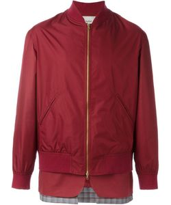 Casely-Hayford | Double Effect Inset Bomber Jacket