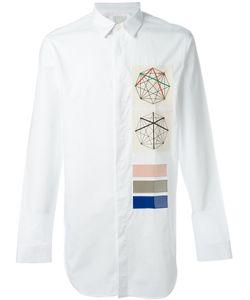 Cy Choi   Patch Detail Shirt