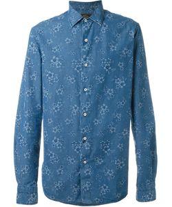 Gabriele Pasini   Flower Print Shirt