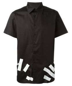 Christopher Shannon | Cut-Out Detail Shirt