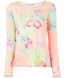 Leonard | Orchid Print Top