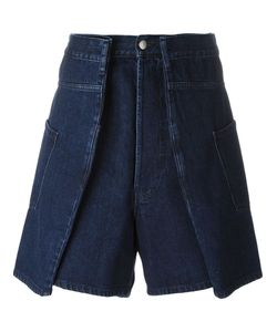 Christopher Shannon | Double Width Denim Shorts