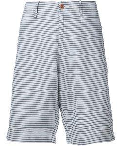 Alex Mill | Striped Bermuda Shorts
