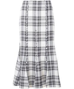 Taro Horiuchi | Checked Skirt