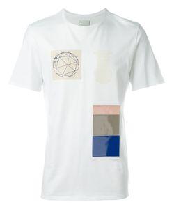 Cy Choi   Patch Detail T-Shirt