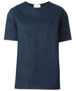 Charlie May | Denim Effect T-Shirt