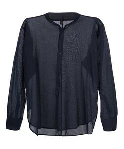 Y's | Semi-Sheer Shirt
