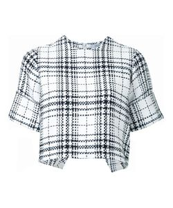 Fad Three | Checked Pattern Blouse