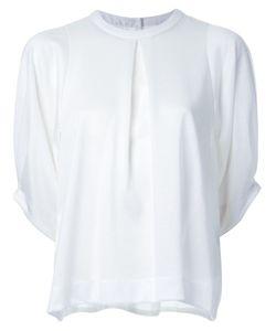 Fad Three | Front Box Pleat T-Shirt