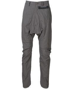 Julius | Lightweight Drop-Crotch Trousers