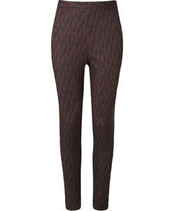 Andrea Marques | High Waisted Cropped Trousers