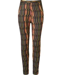 Andrea Marques | High Waisted Skinny Trousers 36