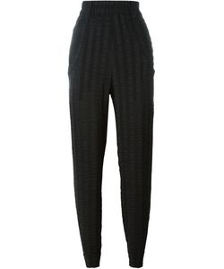 Veronique Leroy | Textured Tapered Trousers