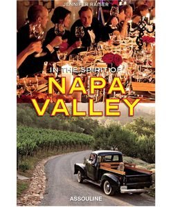 Assouline | In The Spirit Of Napa Valley