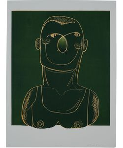 House Of Voltaire | Nicole Eisenman Woodcut Print Edition