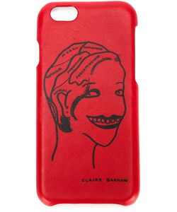 Claire Barrow | Portrait Motif Iphone 6 Case