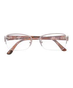 Salvatore Ferragamo | Square Frame Glasses Acetate/Metal