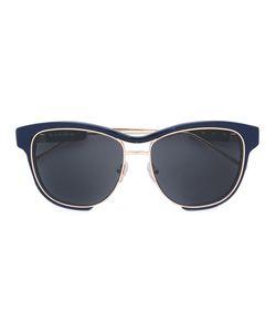Linda Farrow Gallery | Linda Farrow X Sacai Square Frame Sunglasses