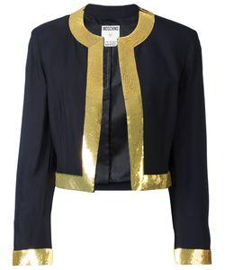 Moschino Vintage | Sequin Trim Jacket Size